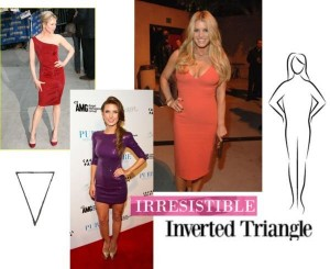 Beautiful A listers with the Inverted Triangle vibe!