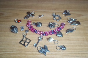 chainmail_bracelet_and_charms_by_alishadrawz-d4w68j6, Sex and Creativity
